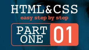 HTML CSS الجزء الاول مع