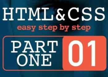 تعلم لغة Html الجزء الأول