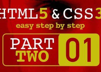 تعلم لغة Html الجزء الثاني
